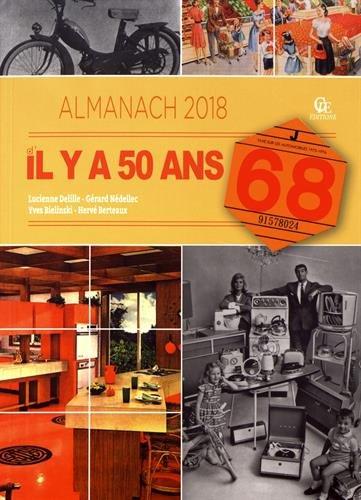 Almanach il y a 50 ans - 1968