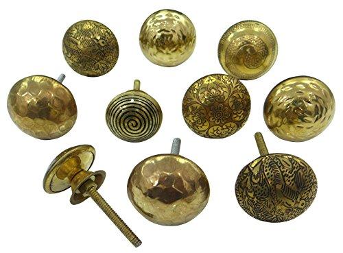 vintage-brass-cabinet-kuche-fach-knopfe-einzigartige-schrank-pull-knob