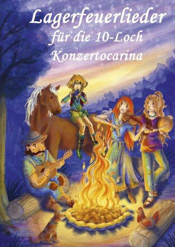 Okarina Lagerfeuerlieder (Okarina Lagerfeuerlieder 2-stimmig)