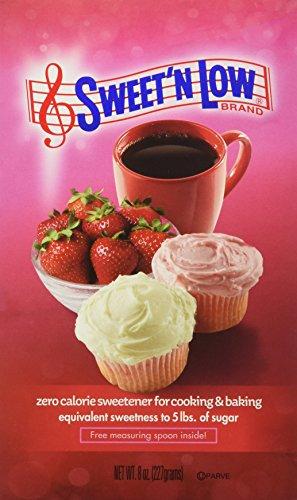 Sweet N Low Zero Calorie Sweetener - 8 oz.(Pack of 3)