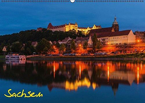 Sachsen (Wandkalender 2016 DIN A2 quer): Der Fotograf Gunter Kirsch zeigt einige der schönsten Orte im Freistaat Sachsen. (Monatskalender, 14 Seiten) (CALVENDO Orte)