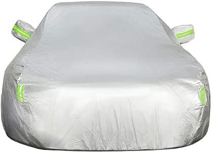 Housses for Auto Voiture /Étanche Couverture Compatible avec Abarth 124 Spider//GT Respirant Ext/érieure Pluie Neige poussi/ère UV All Weather Protection-Capot de Voiture R/ésistant aux Rayures