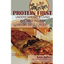 Protein First: Understanding and Living the First Rule of Weight Loss Surgery: Volume 3 (LivingAfterWLS Shorts)