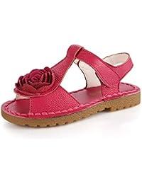 Mädchen Sandalen Sandalette Kinderschuhe Sommer Schuhe Gold Bequem Gr.26-30 SALE