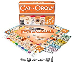 Late for the Sky Cat Opoly