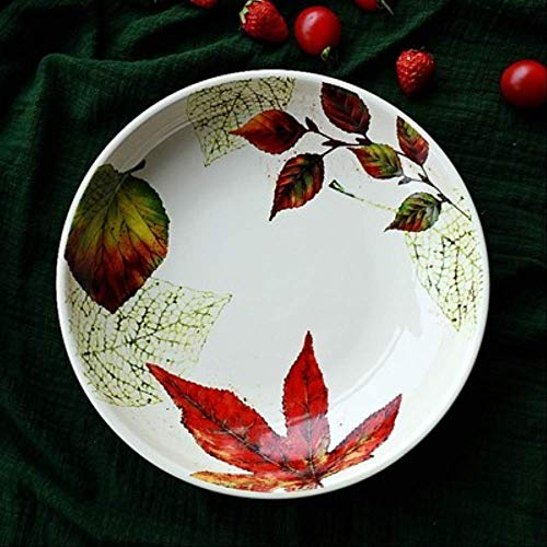 Ciotola per frutta in ceramica, ciotola in ceramica, stoviglie per salse, noodle, zuppa