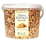 1.1 kg Biologico Noccioli Freschi Noci Interne Qualità premio in vassoio di sicurezza Imballo - Bulgarian Nuts®