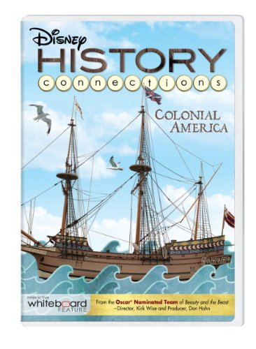 History Connections: Colonial America [DVD] [Region 1] [NTSC] [US Import] (Colonial America Dvd)
