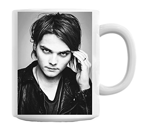 My Chemical Romance Gerard way mug Cup