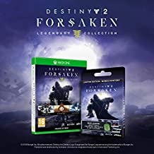 Destiny 2: The Forsaken Legenday Collection - Xbox One [Edizione: Regno Unito]