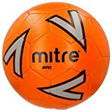 Official Mitre Impel Calcio Pallone da Calcio - Arancione, Taglia 4