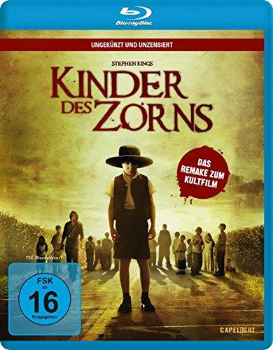 Stephen Kings Kinder des Zorns (2009) (uncut) [Blu-ray]