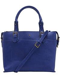 Joules - Bolso de asas para mujer color azul