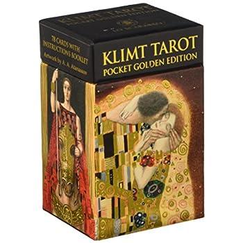 KLIMT Tarot Golden Mini Edition