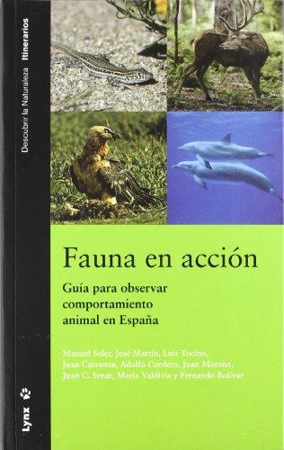 Fauna En Accion por Manuel Soler