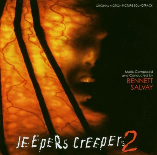 Jeepers Creepers 2 by Original Soundtrack (2003-09-01) (Jeepers Creepers 1 Und 2)
