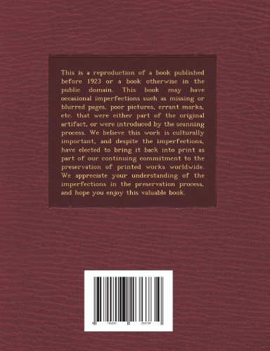 The Holy Spirit: A Series of Bible Studies on the Person, Presence and Power of the Holy Spirit - Primary Source Edition