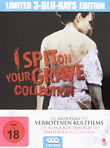 I Spit On Your Grave Collection: Limited Edition Limited Futurepak Edition (3-Disc Set) [Blu-ray]