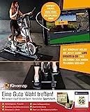 Sportstech CX625 Crosstrainer – Smartphone App kompatibel, 24 KG Schwungmasse 22 Trainingsprogrammen mit HRC-Funktion Tablet Halterung Multifunktionskonsole - 2