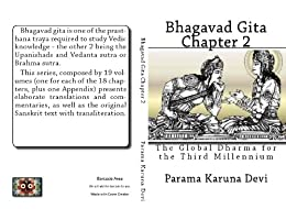 Bhagavad Gita: Chapter 2 (English Edition) di [Devi, Parama Karuna]