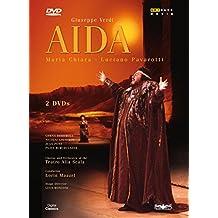 Verdi - Aida : Théâtre De La Scala De Milan