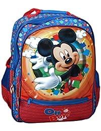 Sac à dos Mickey 40 cm Maternelle et Primaire