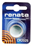 RENATA Lithium Batterien CR 2025 1 Stück