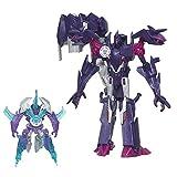 Transformers Robots in Disguise Mini-Con Decepticon fractura y Airazor Figuras