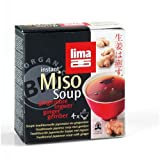 Lima Miso-Instant-Suppe Ingwer, 40 g