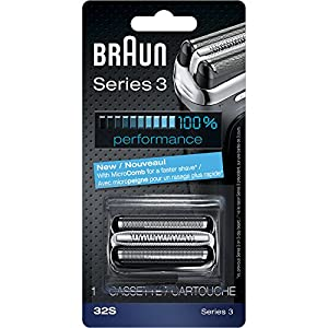 Braun 32s Series 3 Combi Replacement Pack
