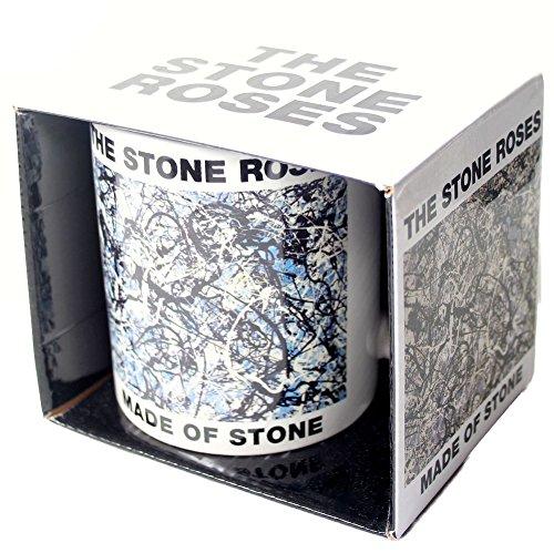 The Stone Roses - Made In Stone LP Logo - Tasse im Geschenkkarton