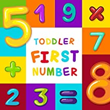 Toddler First Numbers Colors and Shapes Word Book : Colors Picture Cards For Kids (English Edition)