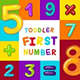 Toddler First Numbers Colors and Shapes Word Book : Colors Picture Cards For Kids