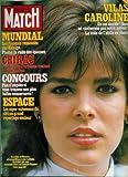 Paris Match - n°1729 - 16/07/1982 - Caroline de Monaco & Guillermo Vilas
