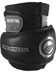 Maverik Lacrosse Hombres de Roma RX3brazo Pad - 3001669, L, Negro