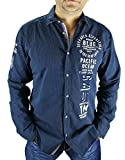 Camp David Hemd Regular FIT DEEP SEA II DARKNAVY CCB-1710-5769 M L XL XXL XXXL (S)
