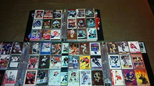 50 Hockey NHL Mix Card Lot w/ Stars, Rookies and Hall of Fame Players. A Great Stocking Stuffer ! by Superior Sports Investments