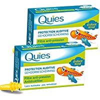 Quies EarPlanes Enfant - Lot de 2 Paires preisvergleich bei billige-tabletten.eu