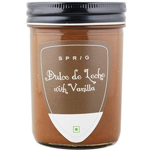 Sprig Dulce De Leche With Vanilla, 290g
