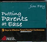 Title: Putting Parents At Ease Audio CDs 9 Keys to Effect