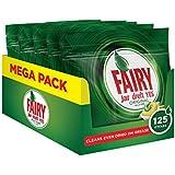Fairy Original tout en 1capsules Lave Vaisselle Citron–5x 25