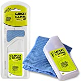 Gizga Essentials Gz-Ck-101 Professional Cleaning Kit (Plush Micro-Fiber Cloth, 45Ml Antibacterial Cleaning Solution)
