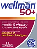 Vitabiotics Wellman 50+ Advanced micronutrients formula, (Pack of One)