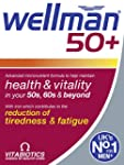 Vitabiotics Wellman 50+ Advanced micr...
