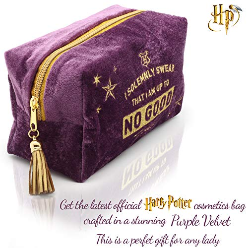 51z2uz3vaqL - Harry Potter Neceser de Viaje para Mujer y Niñas Organizador de Bolso Cosmético Accesorios de Viaje Estuche de Maquillaje
