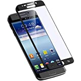 Verre Trempé Samsung Galaxy S7, Film Protection en Verre trempé écran Protecteur vitre +Coque Gel En Silicone Transparent pour Samsung Galaxy S7
