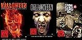20 Horrorfilme SPLATTER ZOMBIES UNTOTE Metallbox THE LIVING DEAD Collection Kult & Klassiker DVD Box Limited Edition