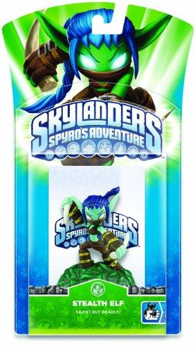 Stealth Elf - Skylanders Single Character