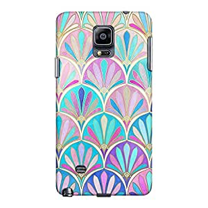 galaxy note 4 back case cover ,Glamourous Twenties Art Deco Pattern Designer galaxy note 4 hard back case cover. Slim light weight polycarbonate case