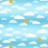 Cloud Stoff-Himmel Wolken